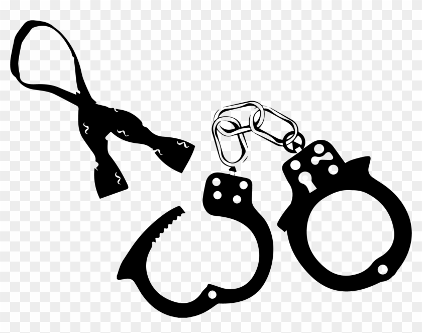 Bdsm Png Handcuffs And A Whip Ⓒ, Transparent Png.