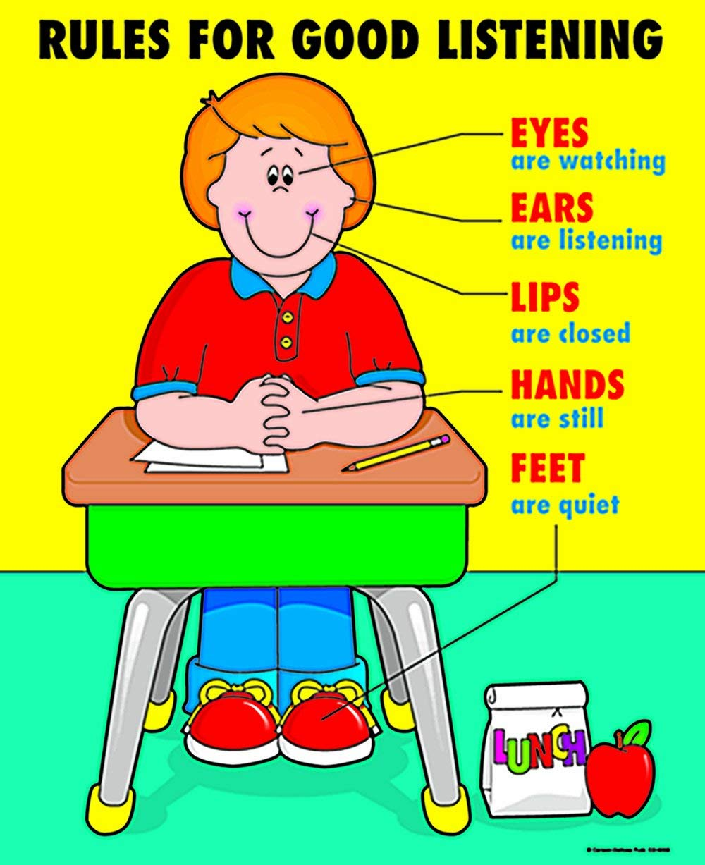 Good listener clipart 2 » Clipart Station.