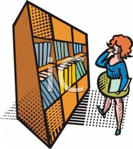 A_woman_browsing_books_in_a_library_110522.