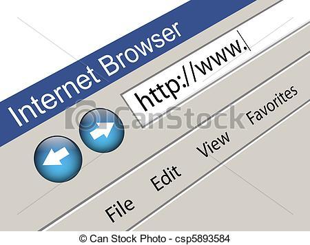 Browser Illustrations and Stock Art. 32,069 Browser illustration.