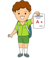 Good Behavier Ib School Clipart.