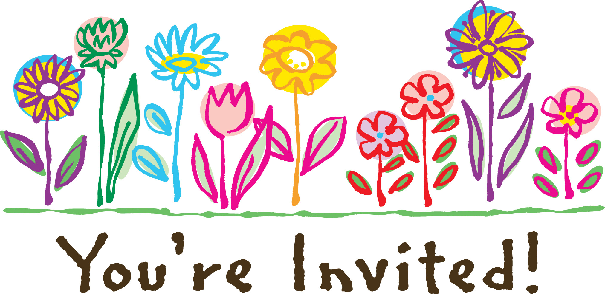 You are invited clipart.