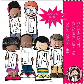 Be Kind clip art.