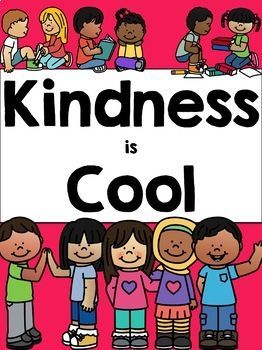 Caught Being Kind~Activities to Teach Kindness~Special.