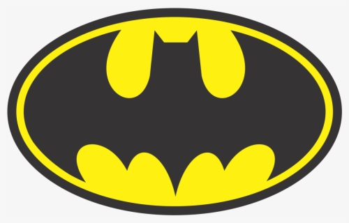 Free Batman Logo Clip Art with No Background.