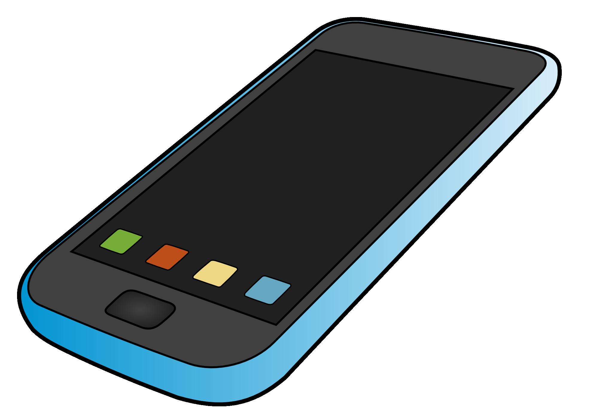 Mobile Clipart.