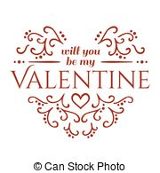 Will you be my valentine Illustrations and Stock Art. 57 Will you.