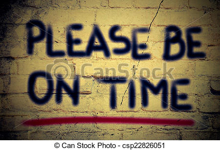 Be on time Stock Illustrations. 914 Be on time clip art images and.