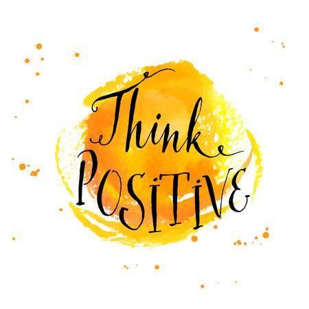 Be positive clipart 1 » Clipart Portal.