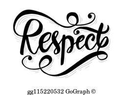 Respectful Clip Art.
