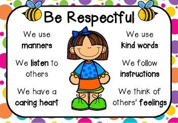 Be Respectful Clipart (93+ images in Collection) Page 1.