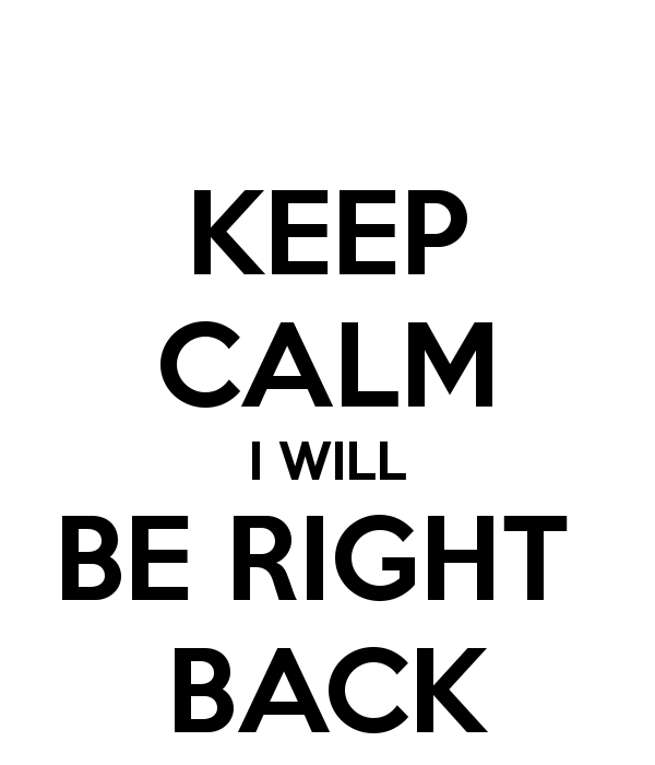 Be Right Back Png, png collections at sccpre.cat.