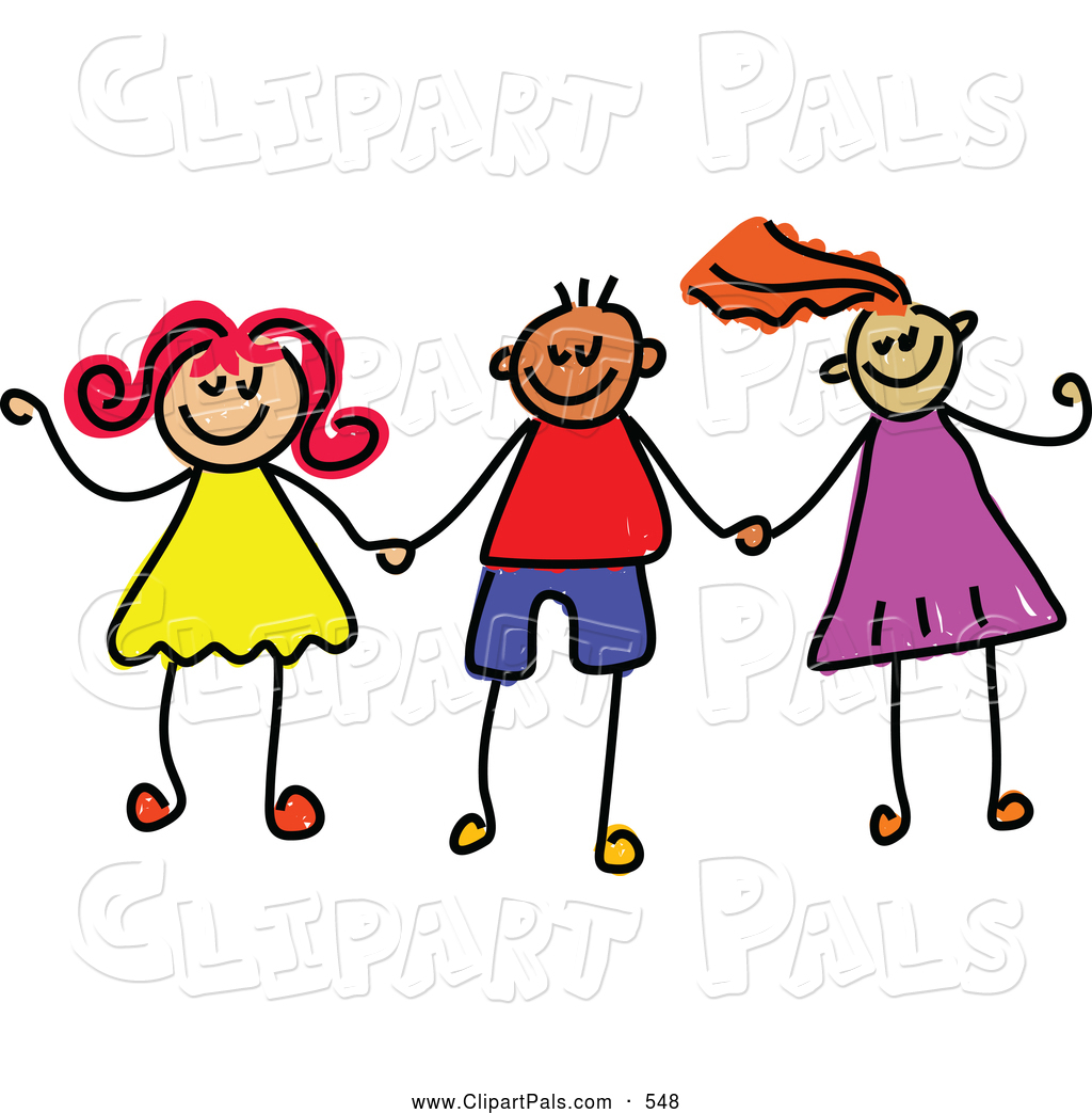 Together clipart.