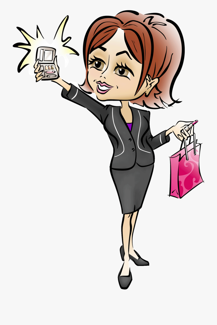 Darcy Mary Kay Png.