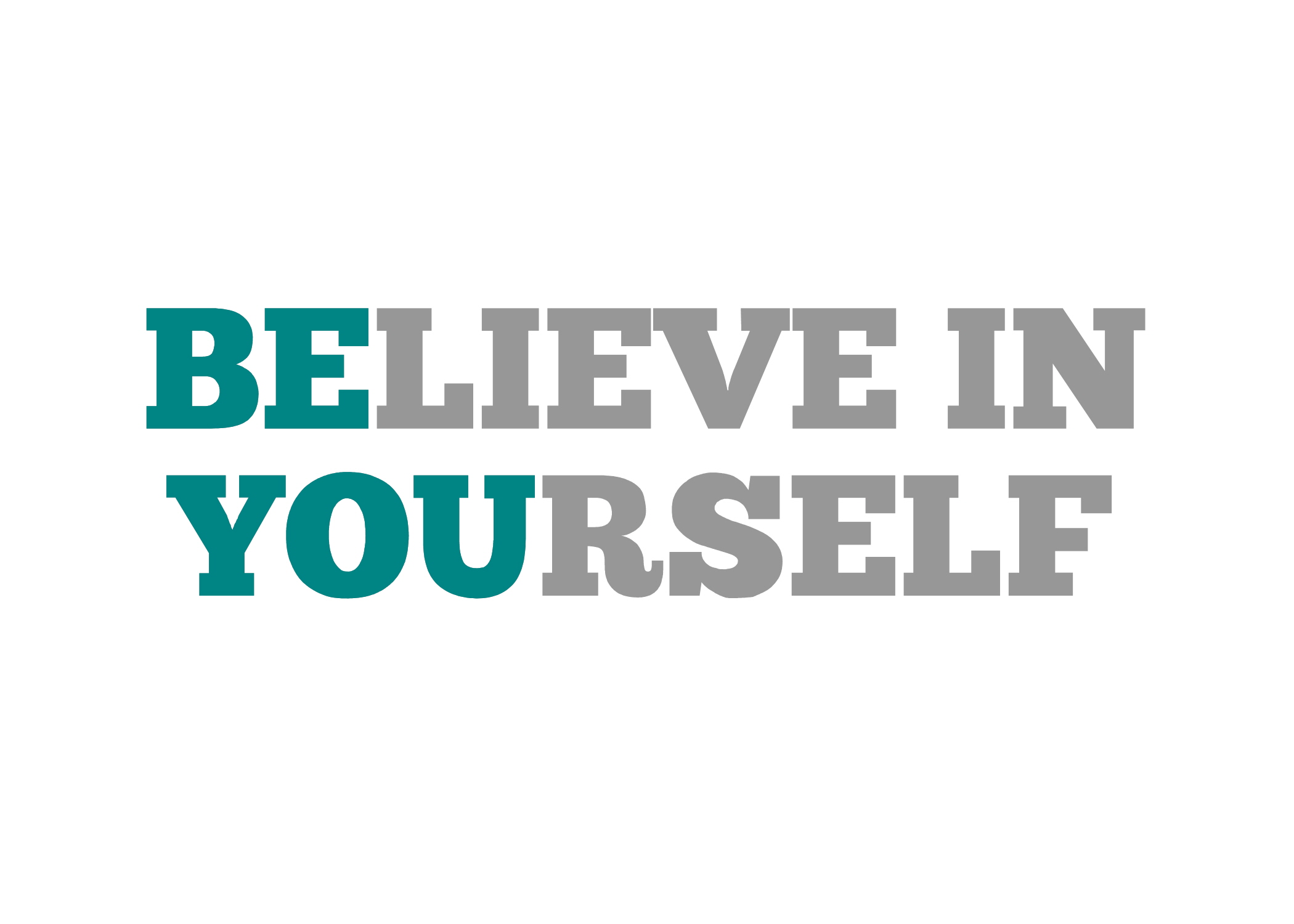 be yourself clipart clipground believe in yourself clipart