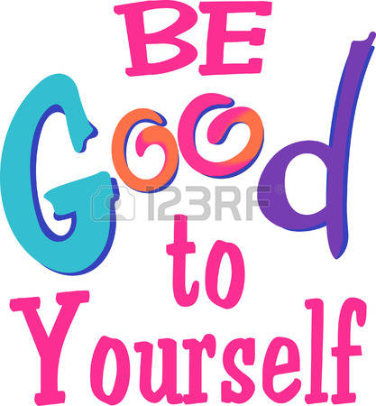 441 Be Yourself Stock Vector Illustration And Royalty Free Be.