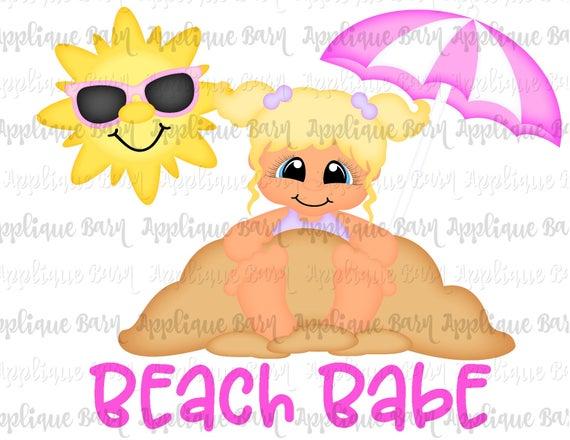 Beach Babe PNG, Beach Clip art, Beach Babe transfer design, Sublimation  design, Beach girl Vinyl transfer, JPEG, Beach Design, Beach Babe.