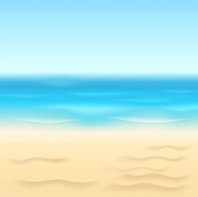 Summer Beach Background PNG, Clipart, Background, Beach, Beach.