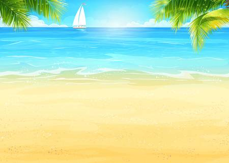 166,459 Beach Background Stock Illustrations, Cliparts And Royalty.