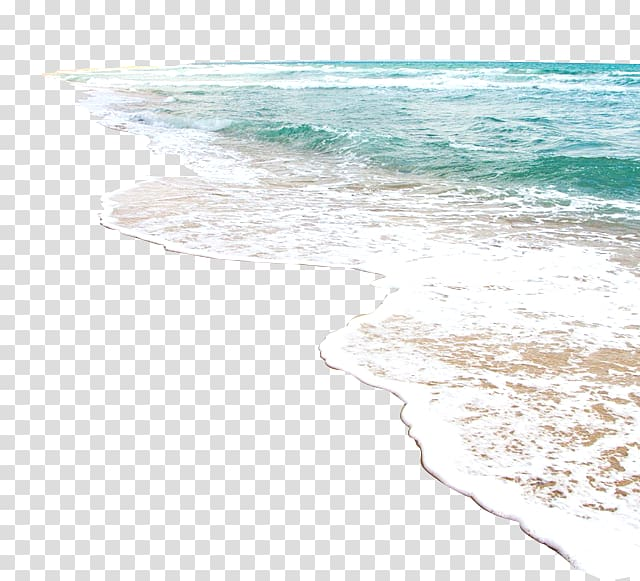 Sea Water , Sea, beach shore transparent background PNG.