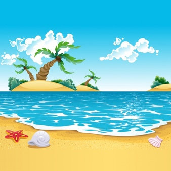 Beach Vectors, Photos and PSD files.