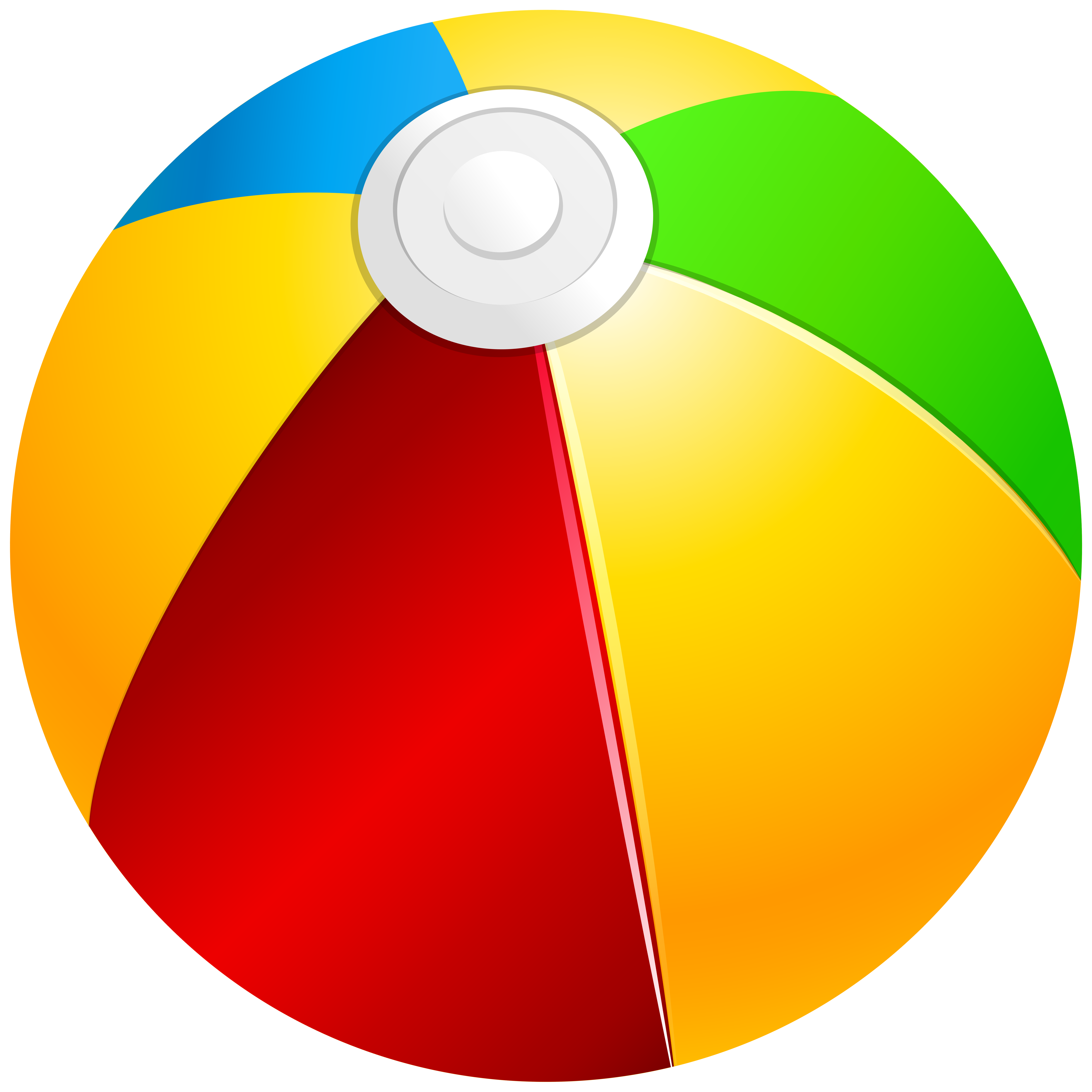 Free Beach Ball Clip Art Pictures.