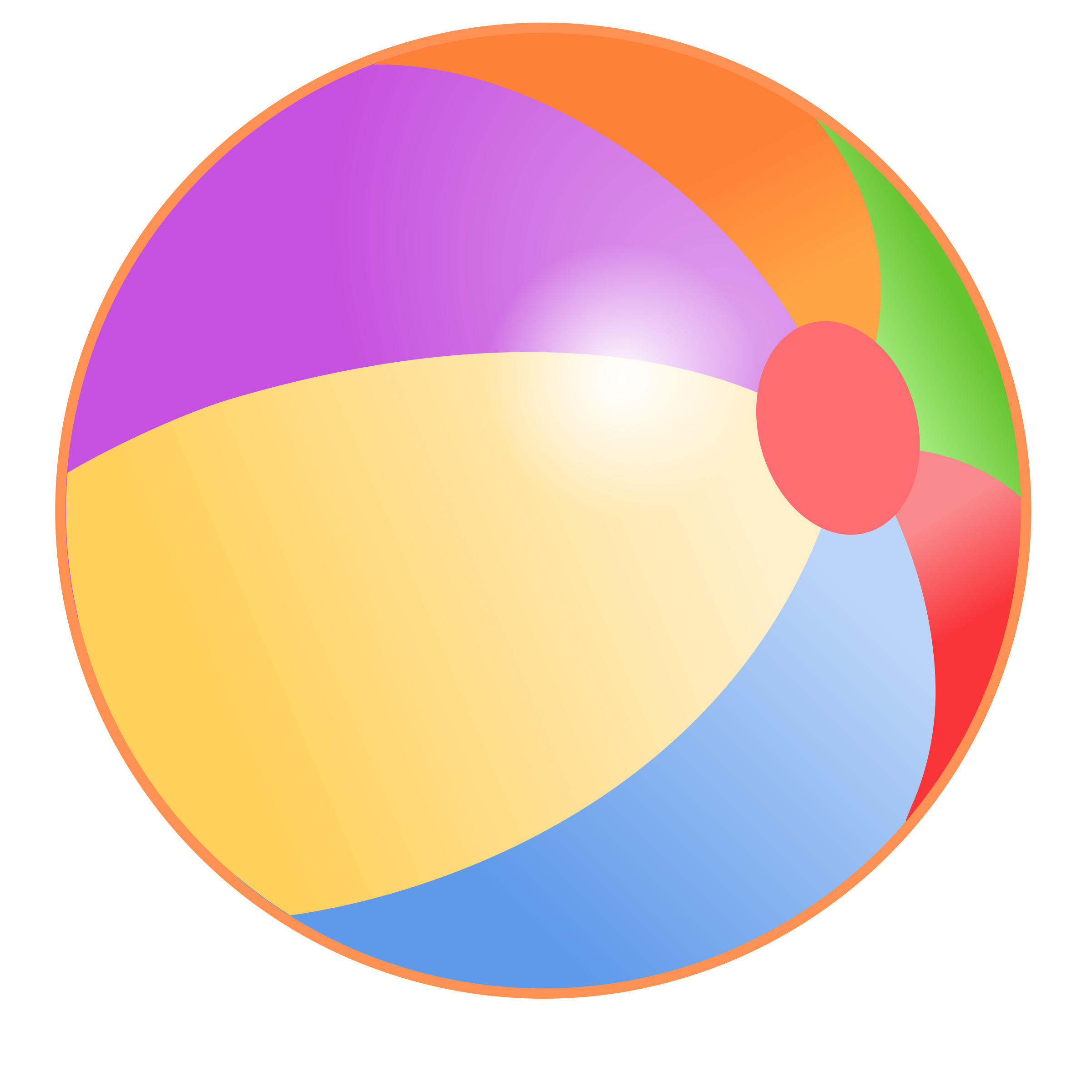 Download Beach Ball Png Picture HQ PNG Image.