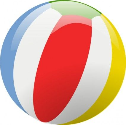 Beach Ball Clipart at GetDrawings.com.