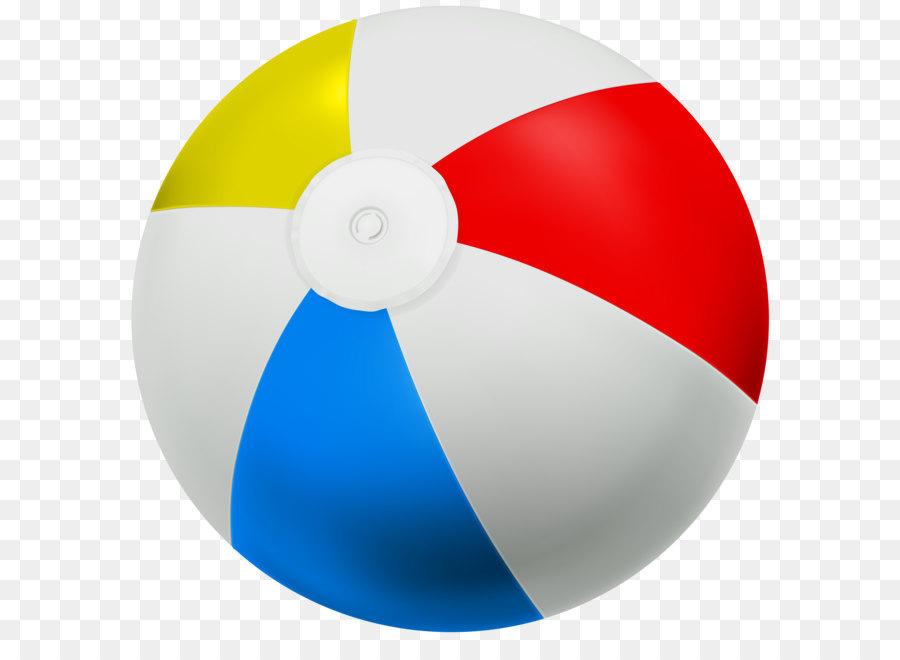 Beach Ball png download.