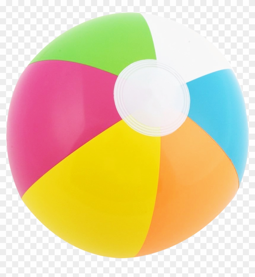 Transparent Background Beach Ball, HD Png Download.