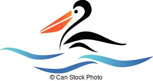 Pelican Stock Illustrations. 738 Pelican clip art images and.