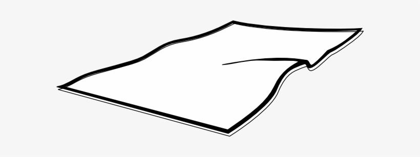 White Blanket Clip Art.