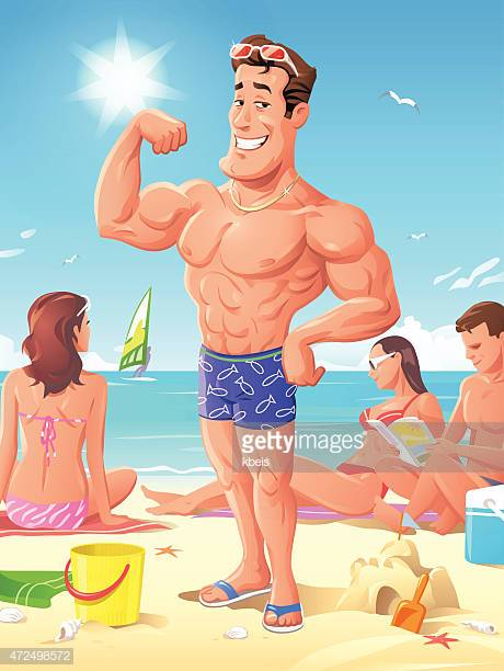 60 Top Bikini Bodies Stock Illustrations, Clip art, Cartoons.