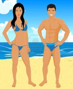 44 Best beach bodies images in 2014.