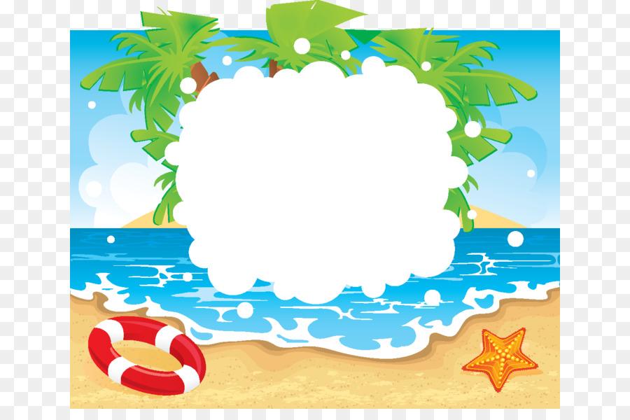Summer Flower Background png download.