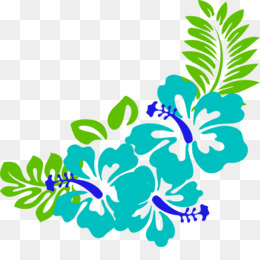 Free download Hawaiian hibiscus Clip art.