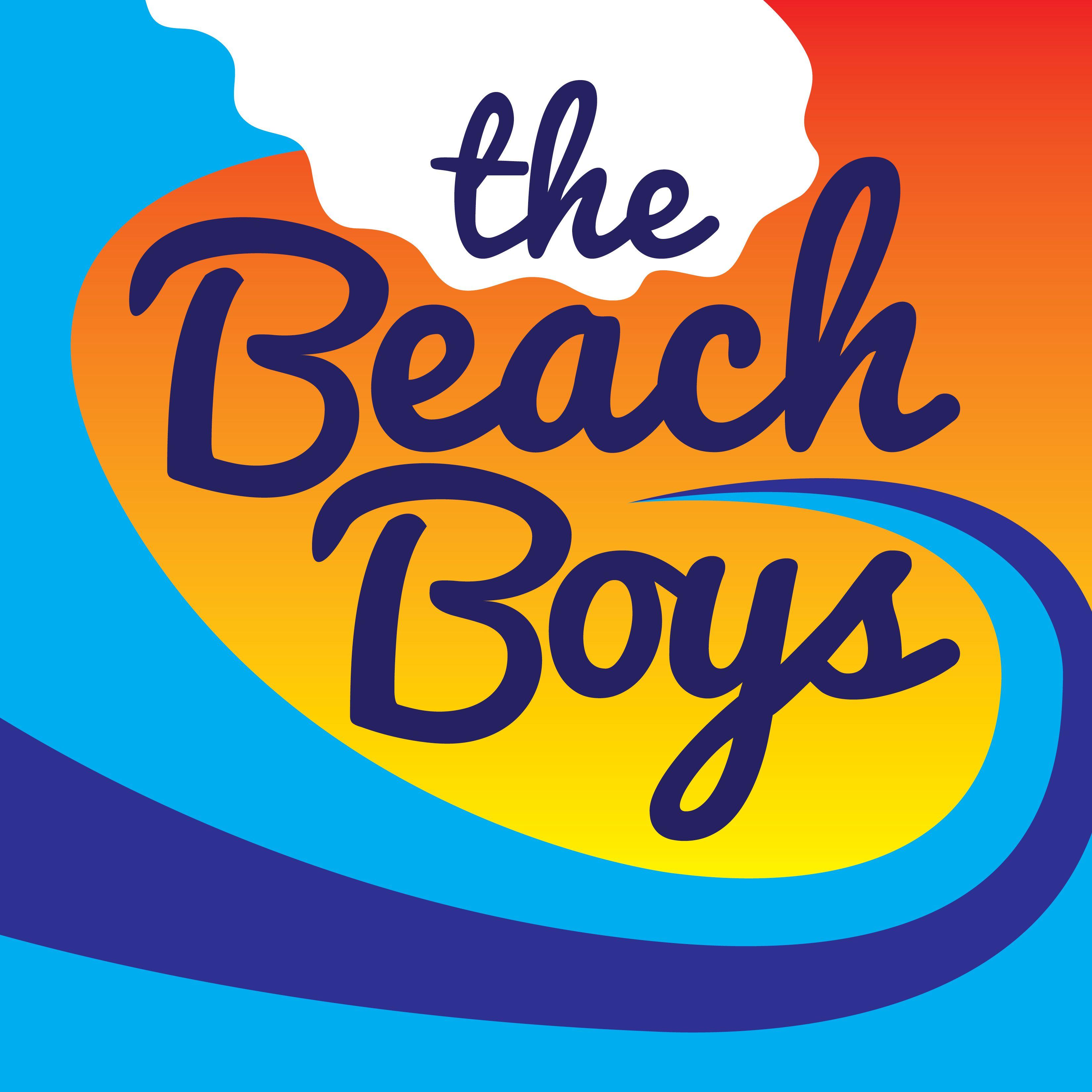 the beach boys logo.