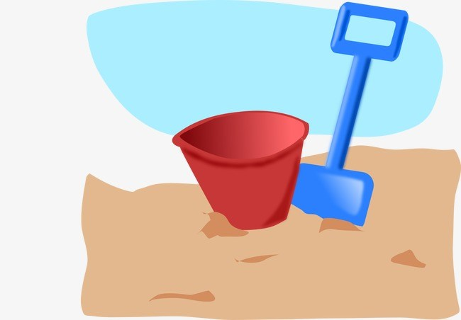 Beach bucket and shovel clipart 2 » Clipart Portal.