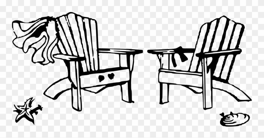 Deckchair Beach Chair.