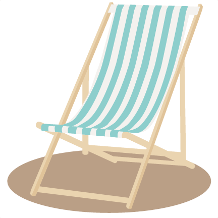 Free Clipart Beach Chair And Umbrella.
