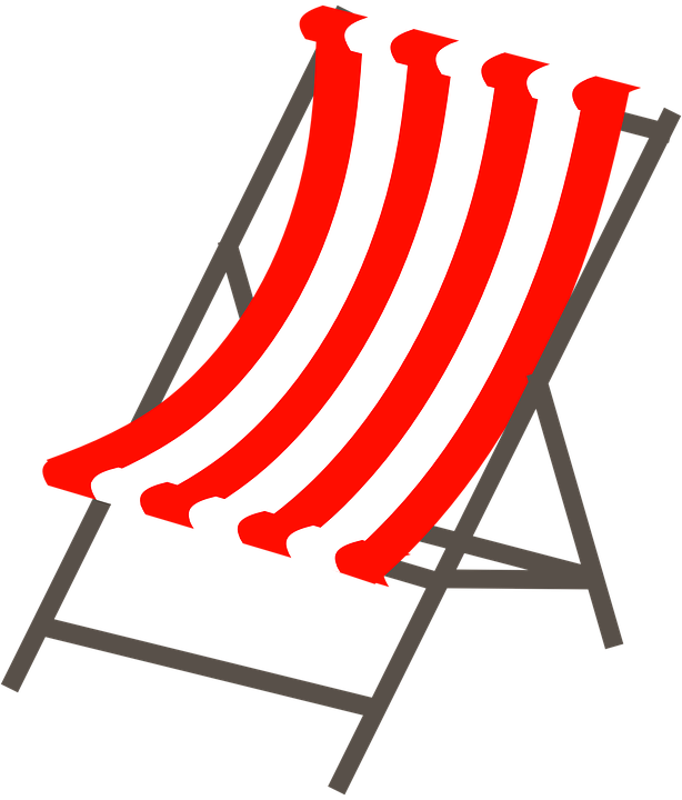 Free vector graphic: Deck Chair, Holidays, Holiday.