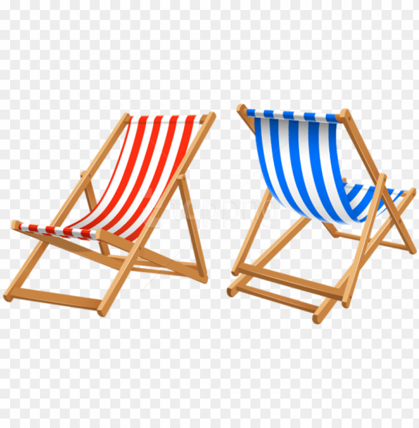 free png download beach chairs clipart png photo png.
