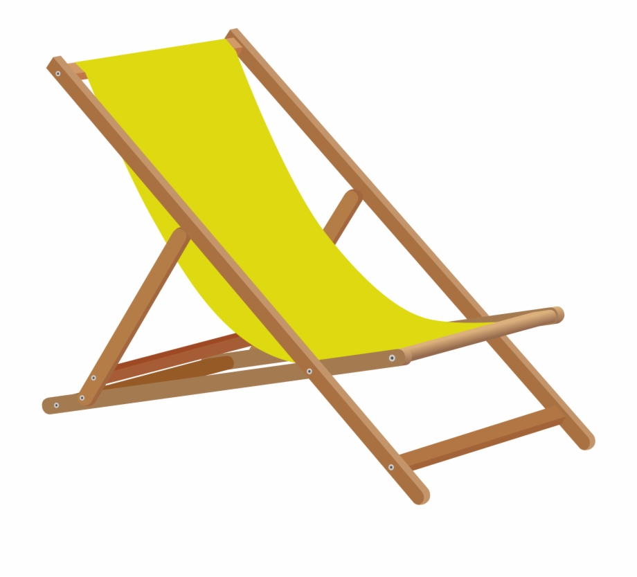 This Free Icons Png Design Of Beach Chair.