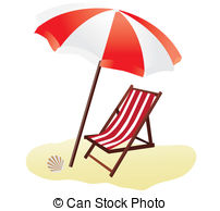 Beach chairs Clip Art Vector and Illustration. 4,150 Beach chairs.
