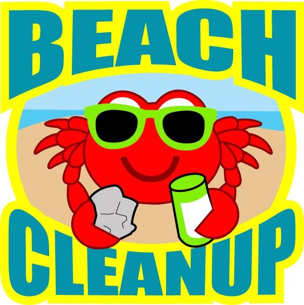 Beach Cleanup.