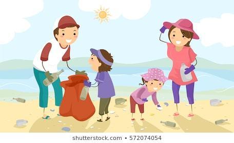 Beach clean up clipart 5 » Clipart Portal.