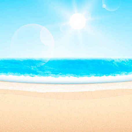 Free Beach Clipart and Vector Graphics.