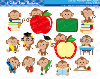 Cute Back To School Clipart.