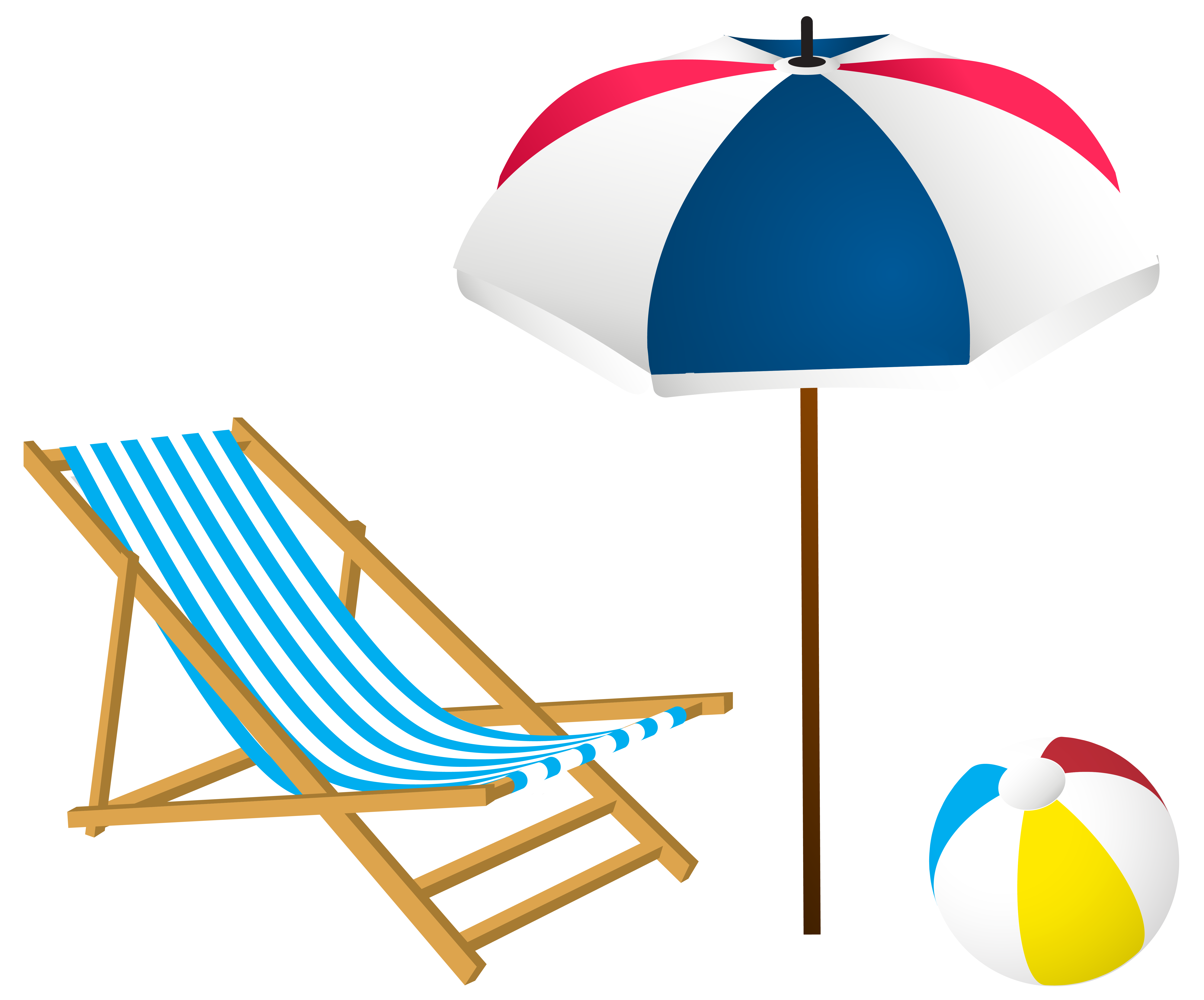 Summer Background Clipart.