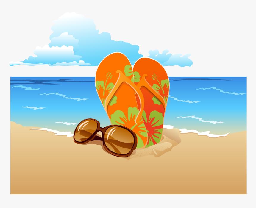 Sandal Sunglasses Flip.